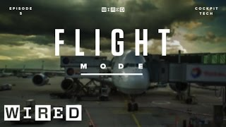 Flight Mode | The Fancy Tech Pilots Use To Keep Your Flight Turbulence-Free | WIRED