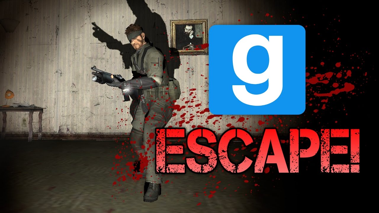 Escape The Apartment Gmod Horror Map With Facecam Garry S Mod Funny Moments You