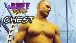How To Build A Big Chest - Buff Dudes