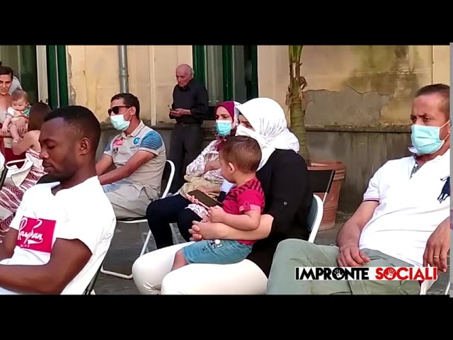 Scuola di Italiano per Stranieri - consegna dei diplomi- 20/07/2020