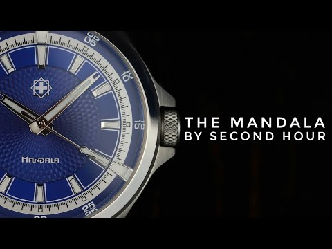 The Mandala by Second Hour Watches - An Excellent Follow Up Offering From Second Hour!