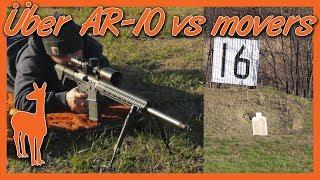 CMMG Mk3 DTR2: 6.5 Creedmoor vs the Moving Target Challenge