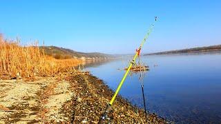 БЕШЕНЫЙ КЛЕВ КАРАСЯ ЗАБАНА НА ДОНКИ ВЕСНОЙ рыбалка 2020