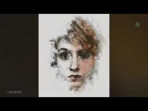 Ink Smudge Effect   Photoshop Tutorial thumbnail