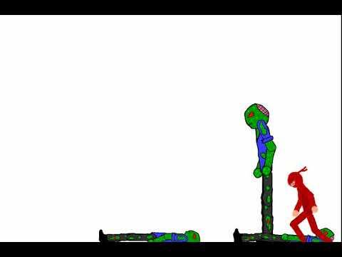 Ниндзя vs зомби
