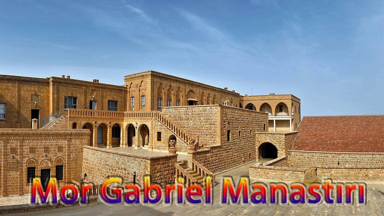 Mardin - Mor Gabriel Manastırı - YouTube
