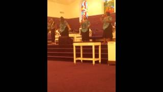 Evg Mary Brown & The Spiritual Singers - He Made a Way (MUST SEE!)