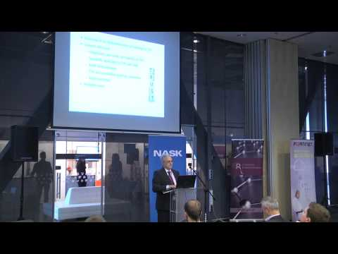 "Udo Helmbrecht ""An ENISA perspective on Electronic Trust Services"" @ SECURE 2014"