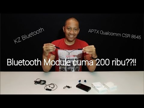 Bluetooth Module Cuma 200 ribu ??!! KZ Bluetooth APTX
