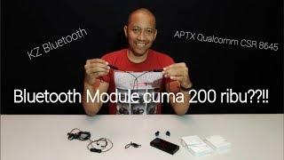 Original Knowledge Zenith Bluetooth Cable APTX Upgradeable Headset KZ Module
