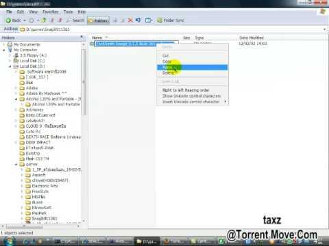 วิธี UPLOAD File ด้วยโปรแกรม Utorrent ขึ้น Torrent Move