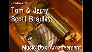 Tom Jerry Scott Bradley Music Box