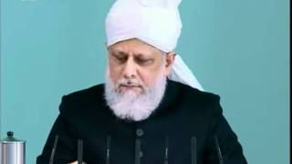 Sindhi Friday Sermon 4 March 2011, Ultimate triumph of divine communities ~ Islam Ahmadiyyat