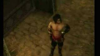 Lara Croft & Prince of Persia -