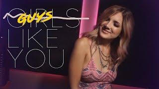 Maroon 5 - Girls Like You + Right Here Waiting (Richard Marx) - Mashup by Halocene