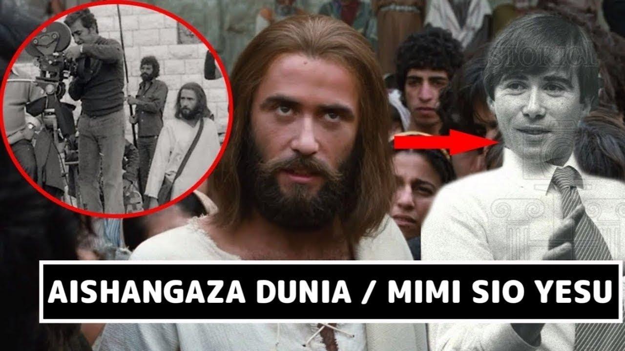 Download MIMI SIO YESU  / HISTORIA YA BRIAN DEACON  MWIGIZAJI FILAMU YA YESU INASIKITISHA TAZAMA