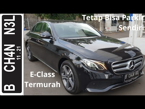 In Depth Tour Mercedes Benz E200 Avantgarde [W213] - Indonesia