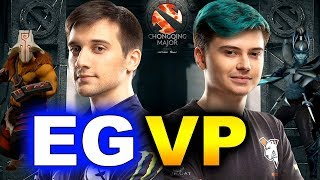 EG vs VP - WHAT A GAME! - CHONGQING MAJOR DOTA 2