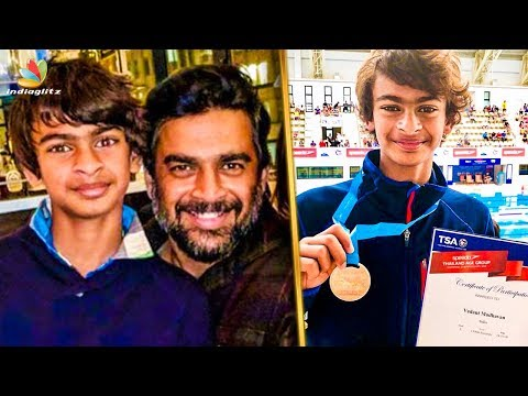 Maddy's Son Brings International Pride | Latest Tamil Cinema News
