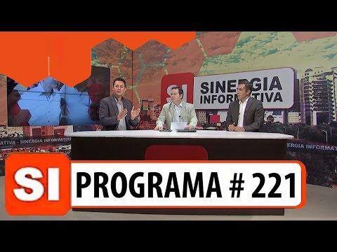 Sinergia Informativa. Programa # 221