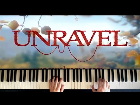 UNRAVEL [Soundtrack from Game] Piano Cover