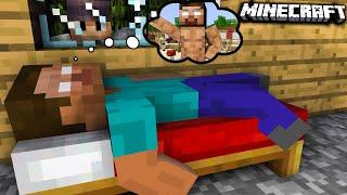 O CZYM ŚNI HEROBRINE W Minecraft ?