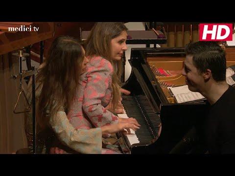 Ferhan and Ferzan Önder and Martin Grubinger - Piazzolla: Libertango