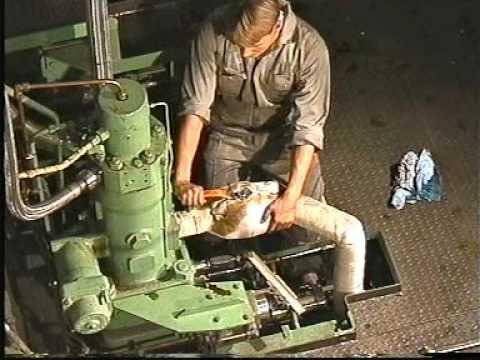 Overhaul fuel valve