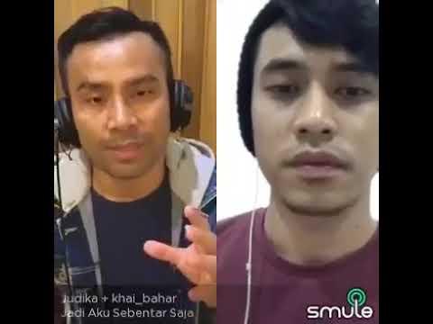 Khai Bahar ft Judika - Jadi Aku Sebentar Saja ( Cover )