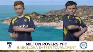 Scotland's grassroots teams take on Europe | Easter 2019