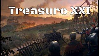 Kingdom Come: Deliverance Treasure Map XXI (#21)