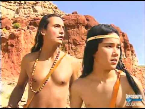 Native Americans People of the Desert