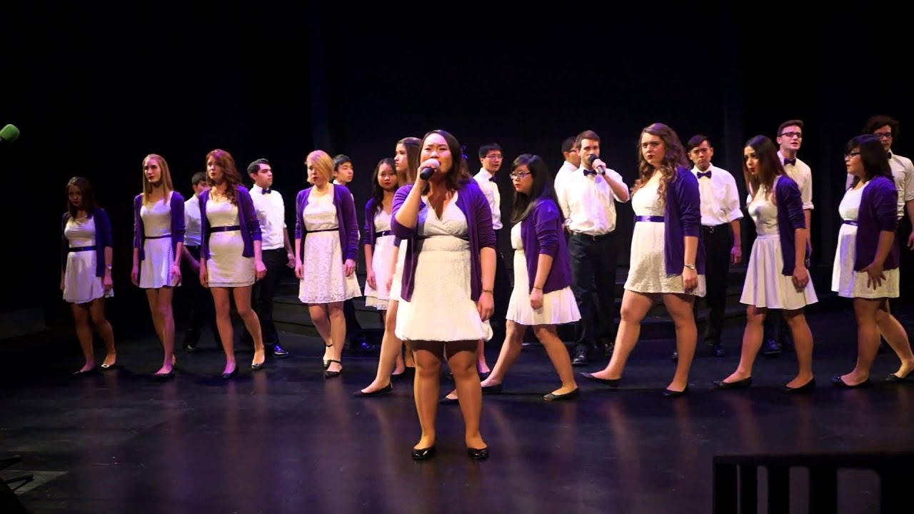 Chandelier (Sia) - The Unaccompanied Minors A Cappella Cover - YouTube