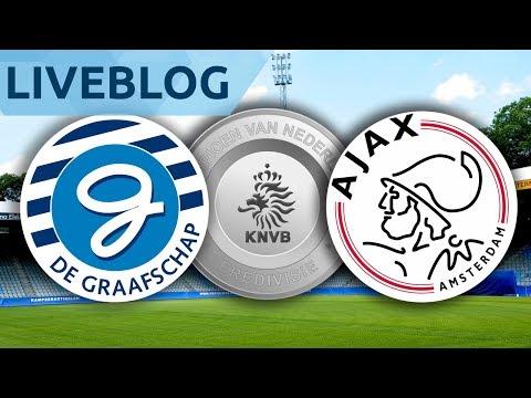 DE GRAAFSCHAP VS AJAX & PSV VS HERACLES LIVE MET DE VOETBALCOMMENTATOR (#198)