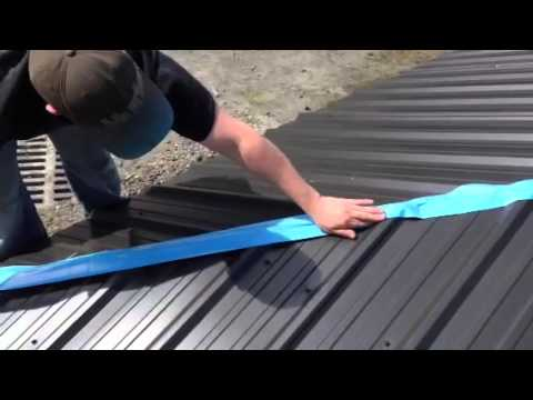 Hip Joint Sealant Tape Installation Youtube