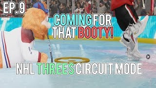 IM COMING FOR THAT BOOTY! NHL 18 THREES CIRCUIT MODE CAMPAIGN EPISODE 9 ATLANTIC CIRCUIT