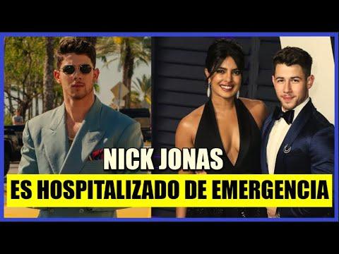 NICK JONAS SUFRE TERRIBLE ACCIDENTE; ES HOSPITALIZADO DE EMERGENCIA😱😱