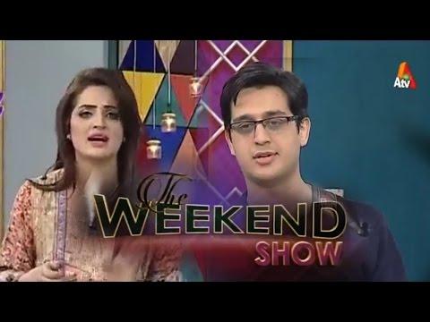 The Weekend Show - 11 December 2016 | ATV