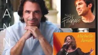 Yanni - Almost A Whisper - Michelle Amato - Vivi Il Tuo Sogno - Nathan Pacheco