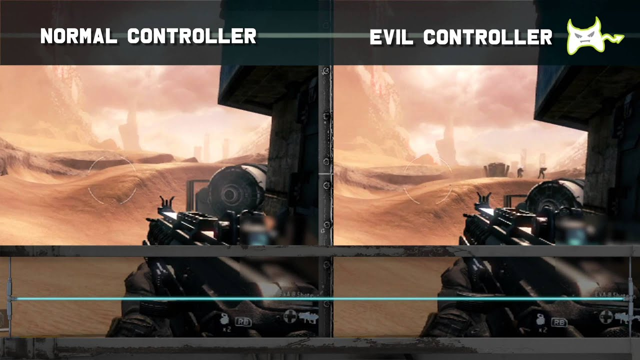Mods for Custom Gaming Controllers | Evil Controllers
