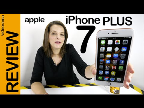 Apple iPhone 7 plus review en español | 4K UHD