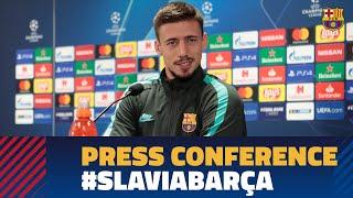 FULL STREAM | Lenglet and Valverde press conferences