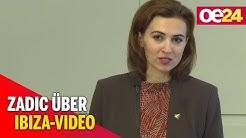 U-Ausschuss: Zadic über Ibiza-Video