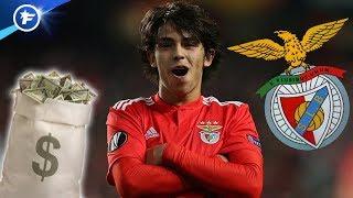 Benfica a reçu trois offres à 120 M€ pour João Félix | Revue de presse