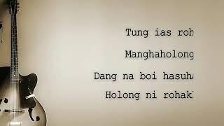 Mandar ni Dainang Arvindo Simatupang (Lirik)