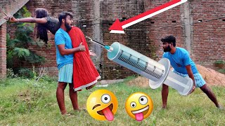 Top Best Funny Comedy TRY TO NOT LAUGH CHALLENGE Funny Indian By Uttam Kewat