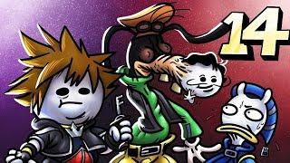 Oney Plays Kingdom Hearts 2 - EP 14 - Mickey's Spouse