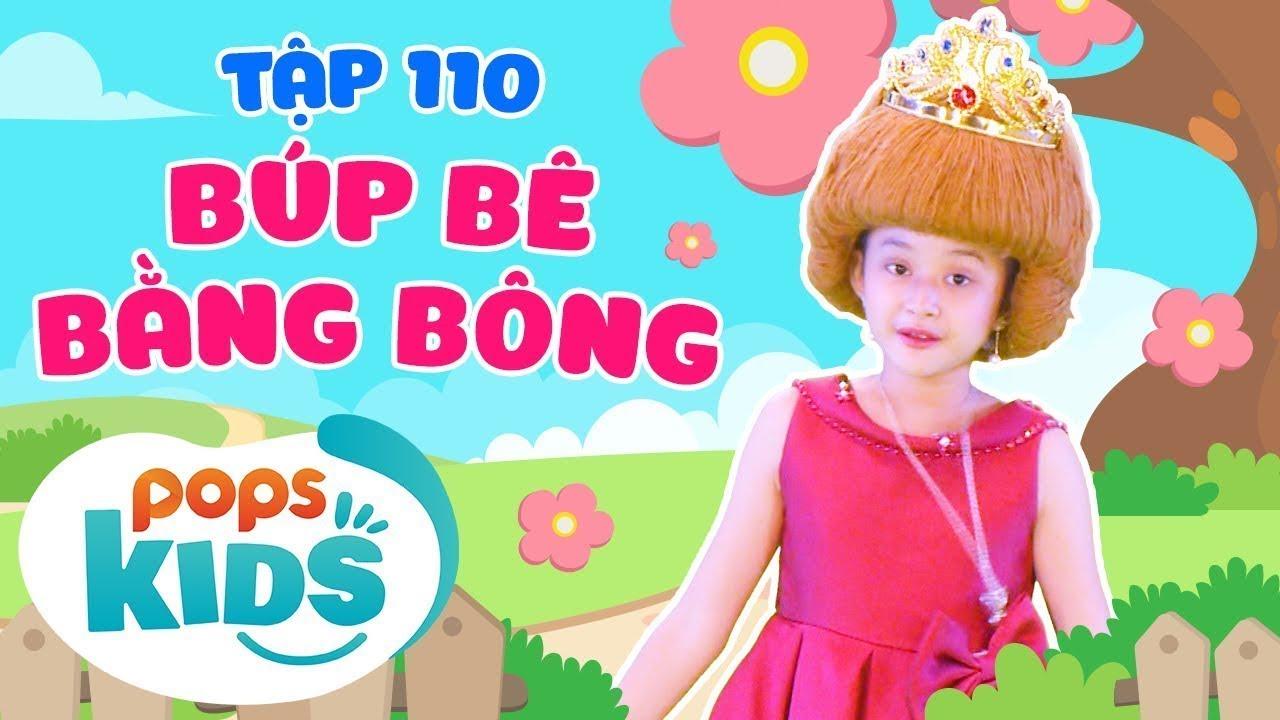 Mầm Chồi Lá Tập 110 – Búp Bê Bằng Bông | Nhạc thiếu nhi hay cho bé | Vietnamese Kids Song
