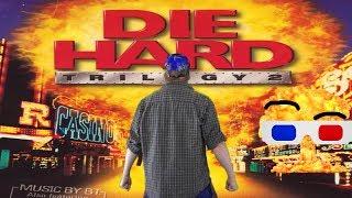 Die Hard trilogy 2 Viva Las vegas Review Analretentivegamer