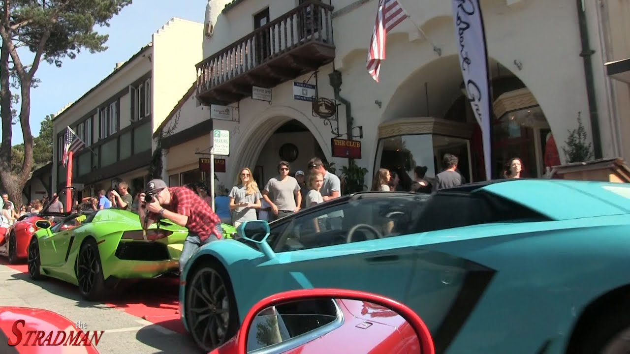 Ferrari Reaction Video Supercar Spotting Laferrari